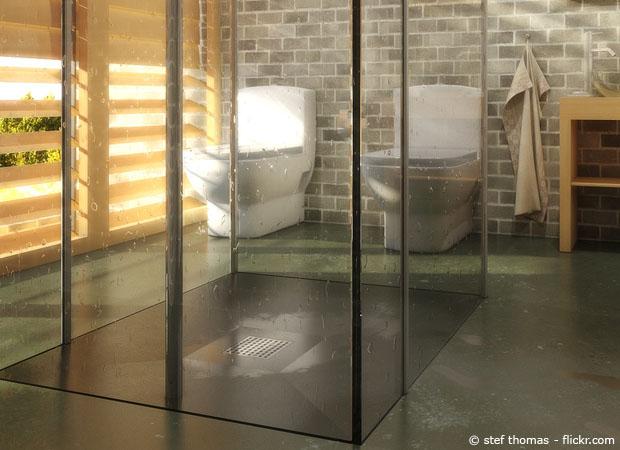 Bevorzugt Bodengleiche Dusche: Barrierefreiheit im Badezimmer | Teil 2/2 IU24