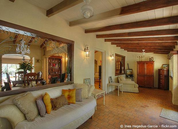 ein hauch von mittelmeer das wohnzimmer mediterran