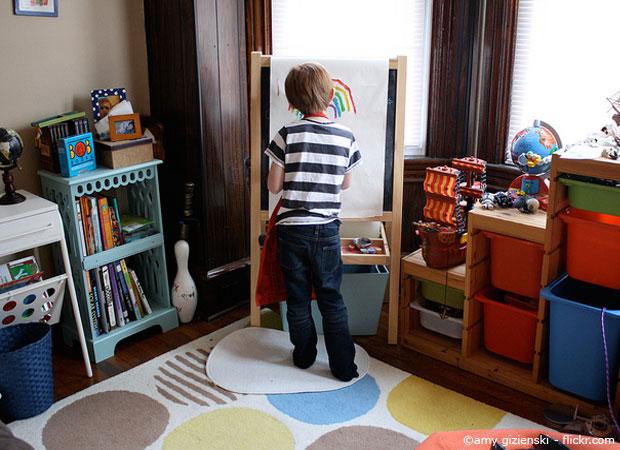 Kinderzimmer gestalten und eine Traumwelt schaffen - Wohnen ...