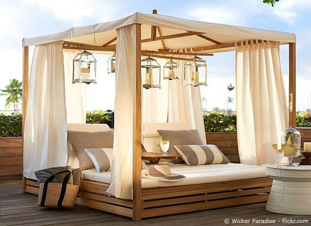 terrasse idee lounge. Black Bedroom Furniture Sets. Home Design Ideas