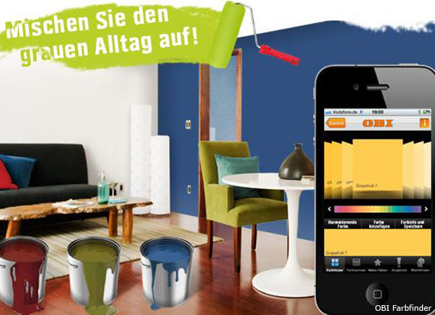 die wohnung einrichten apps f r die virtuelle. Black Bedroom Furniture Sets. Home Design Ideas