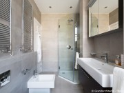 Kleines Bad gestalten.