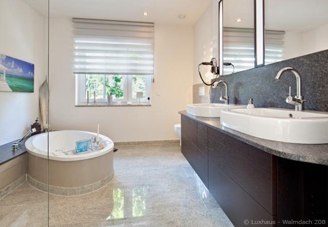 Badezimmer sauber machen