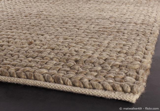 Teppich selber reinigen