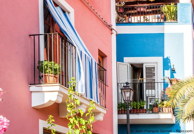 Französischer Balkon: Gestaltungsideen Und -tipps - Wohnen ... Der Franzosische Balkon Ideen