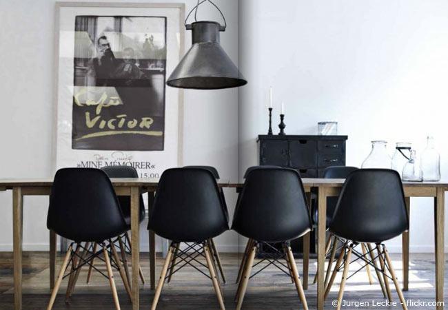 Industriedesign einrichtung tipps f r den modernen for Haus einrichtung