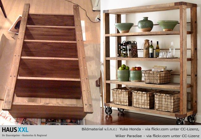 Gut gemocht Regal selber bauen – Klassisches und einfaches Bücherregal CN29