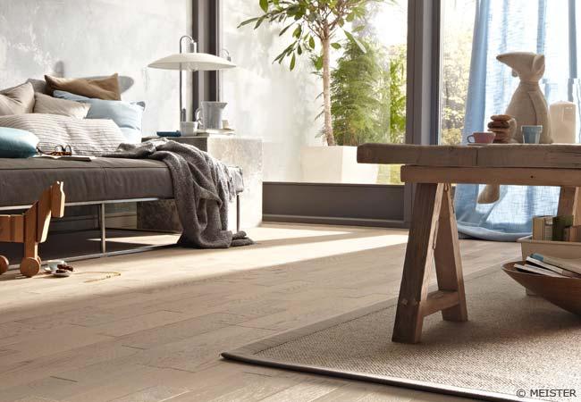 Fußbodenschutz