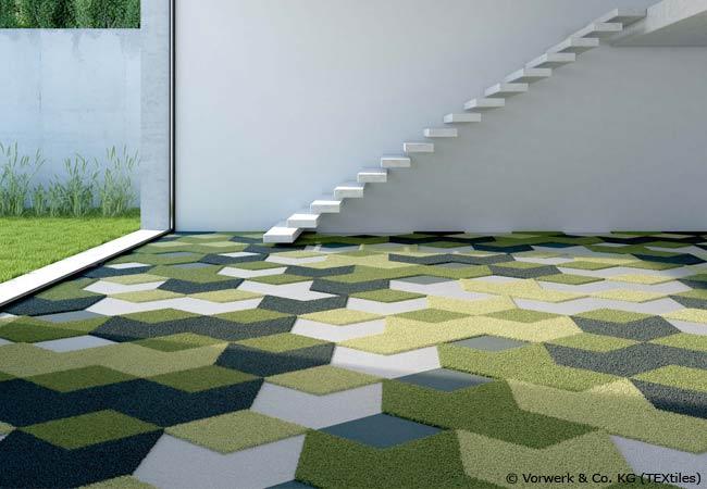 Schneidkante teppich