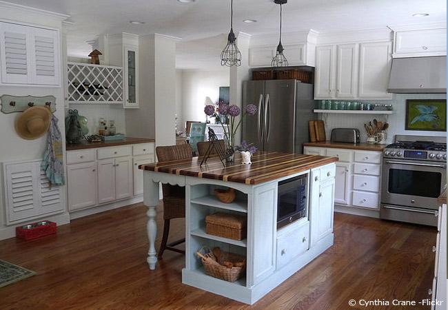 Zuhause im landhausstil ideen f r einrichtung und dekor for Wohnen ideen einrichtung