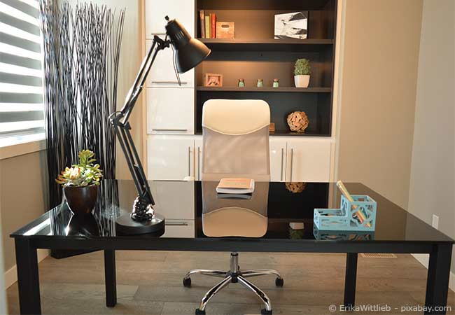 Das Perfekte Arbeitszimmer So Schaffen Sie Die Richtige Atmosphare
