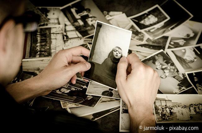 Fotos von Zeit zu Zeit sortieren, um den Überblick zu behalten