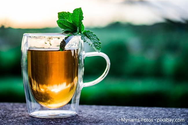 Eine Tee-Zeremonie kann ein wunderbares Entspannungsritual sein