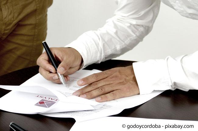 Der Mietvertrag regelt, in welchem Zustand Sie die Wohnung übergeben müssen