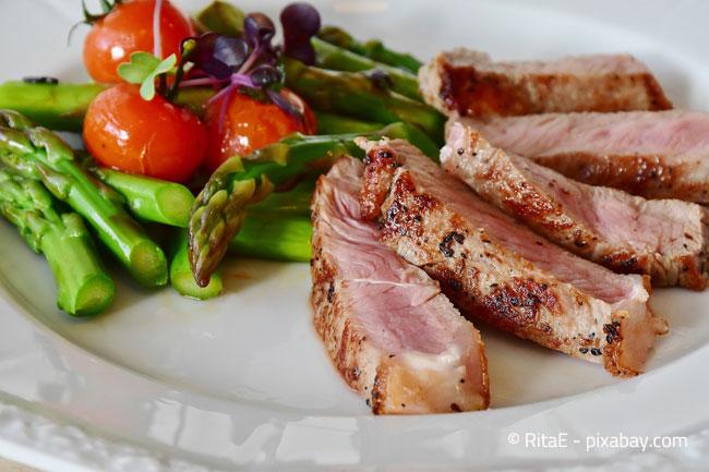 Auch ohne täglich Fleisch zu essen, kann man sich abwechslungsreich ernähren
