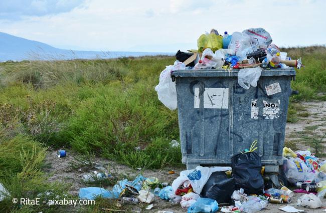 Vermeiden Sie unnötige Verpackungen aus Plastik