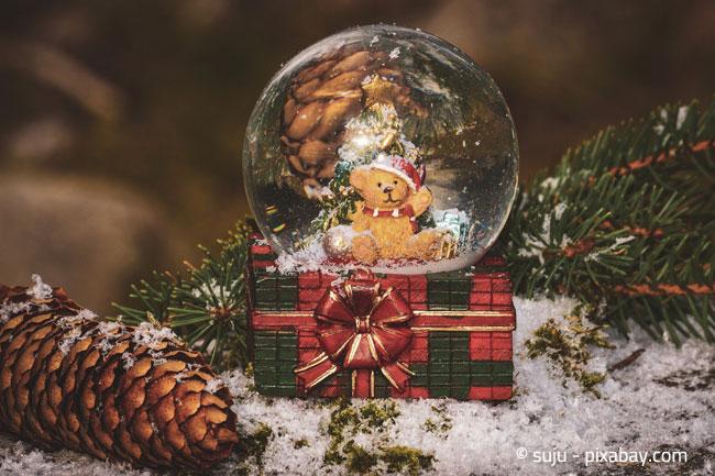 Ende November ist ein guter Zeitpunkt für die Weihnachtsdekoration