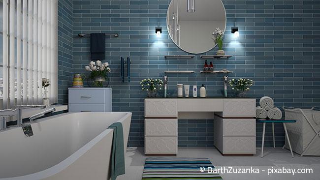Mit den richtigen Accessoires wird jedes Bad zum gemütlichen Ort