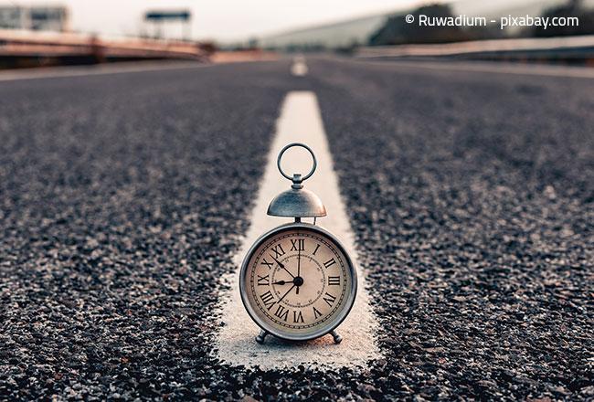Geben Sie Ihren Helfern rechtzeitig Bescheid, wann Sie wo sein müssen, damit es nicht zu Verzögerungen kommt