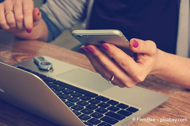 Geben Sie wichtigen Leuten Ihre Handynummer, falls sich der DSL-Umzug und der Anschluss des Festnetztelefons verzögern