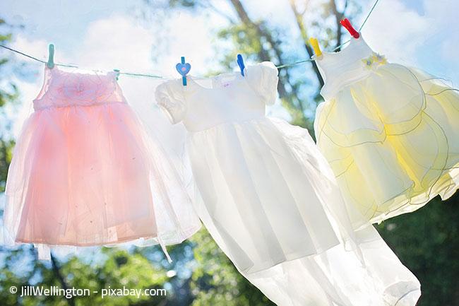 Wäsche waschen ist nicht gerade eine Lieblingsbeschäftigung, muss jedoch sein