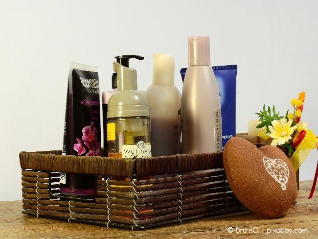 Behalten Sie den Überblick im System: Kosmetik im Badezimmer, Kleidung im Schlafzimmer, ...