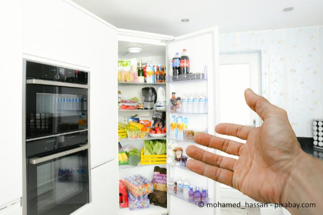 Die Größe des Kühlschranks sollten Sie auf Ihren individuellen Bedarf abstimmen
