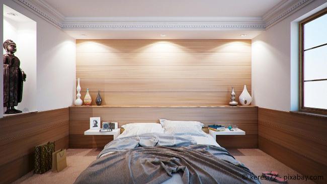 Das richtige Bett spielt eine entscheidende Rolle für einen gesunden Schlaf