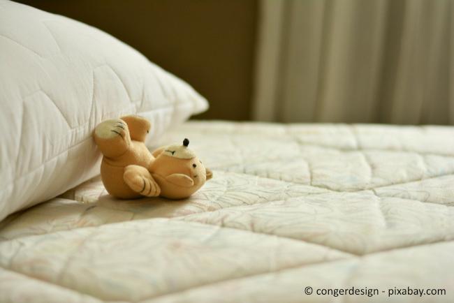 Eine gute und vor allem passende Matratze ist unabdingbar für einen guten Schlaf