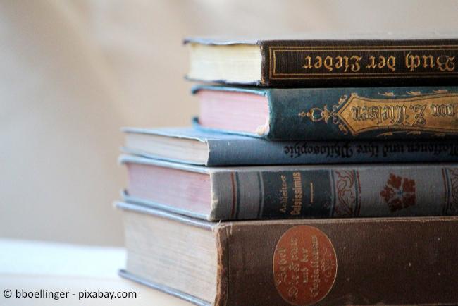 Wer sehr viele Bücher besitzt, kommt um ein entsprechendes Regal nicht herum.