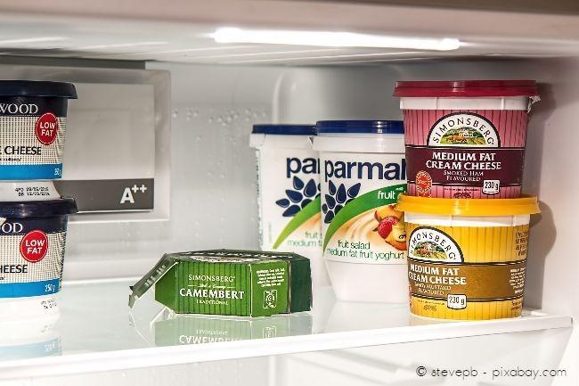 Beim Kauf eines Kühlschranks sollten Sie genau überlegen, wie viel Platz Sie wirklich benötigen.