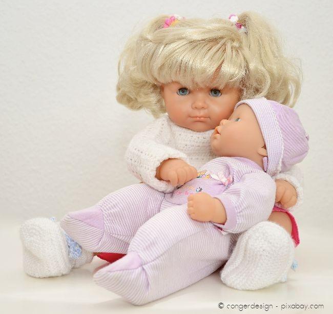 Baby Born Puppen sind bereits seit vielen Jahren beliebt und liegen immer noch voll im Trend.
