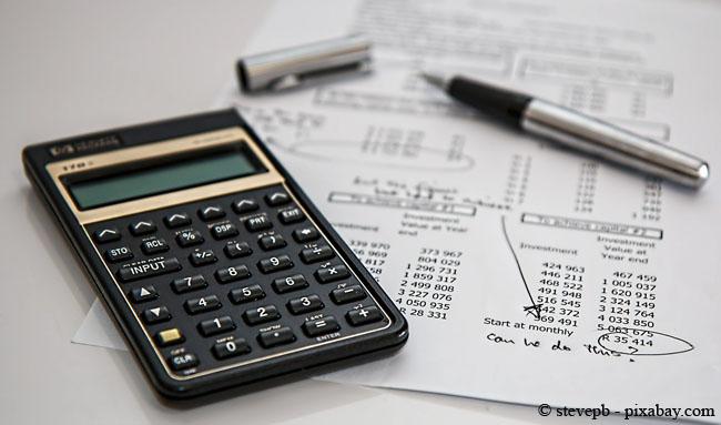 Wenn Sie eine Eigentumswohnung vermieten, müssen Sie die Mieteinnahmen versteuern.