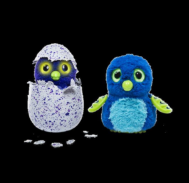 Überraschung: Zu Beginn weiß niemand, welches süße Tierchen aus dem Ei schlüpfen wird.