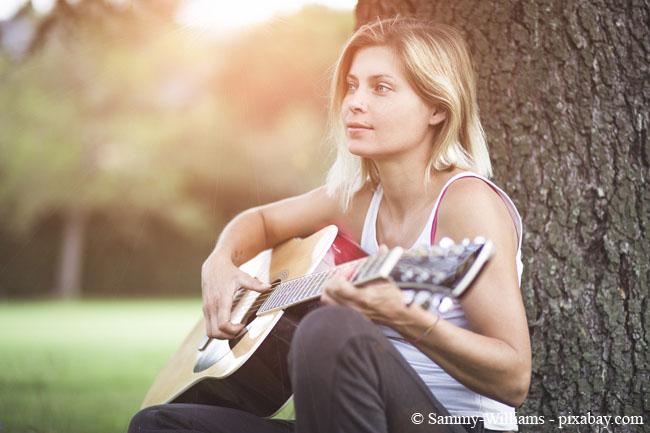 Musik ist gut fürs Gemüt, warum also nicht ein Instrument lernen?