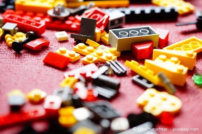 Lego macht meist nicht nur den Kleinsten Spaß, sondern auch den Großen.